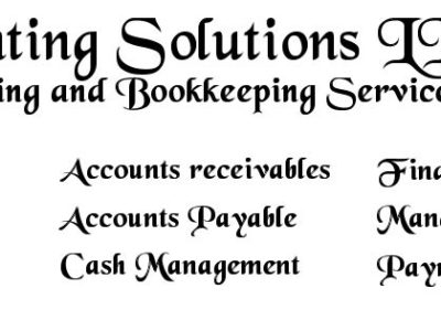 Accounting Solutions LLC