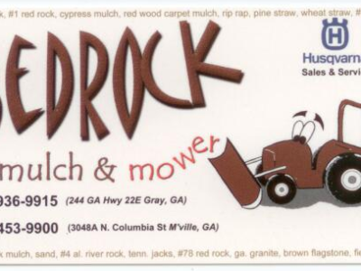 BedRock Mulch and More