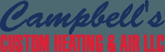 Campbell's Custom Heating and Air LLC